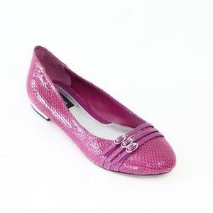 White House Black Market Ballet Flat New WHBM Shoe